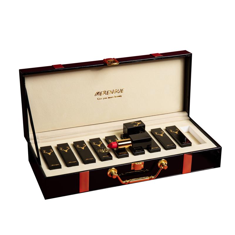 口红套装正品全套组合礼盒装一套情人节送女朋友套盒新年生日礼物