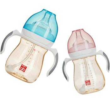 好孩子婴儿ppsu宽口径大宝宝带奶瓶