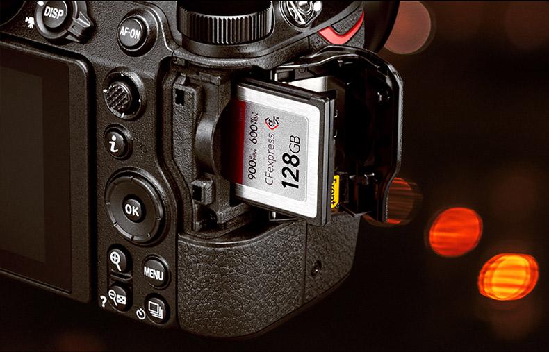 天硕 CFexpress 存储卡900MB/s 128GB 128G 尼康Z6/Z7 /D6/ 1DX3