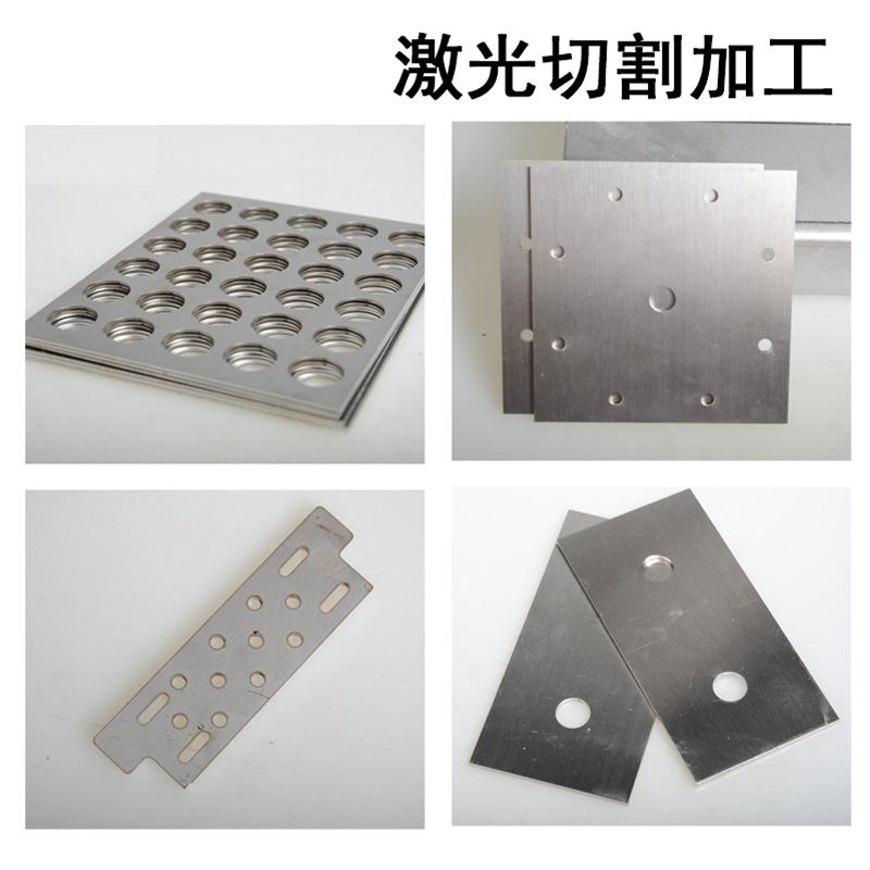304 不锈钢板 镜面不锈钢材 不锈钢片0.35-20mm零切激光切割 加工