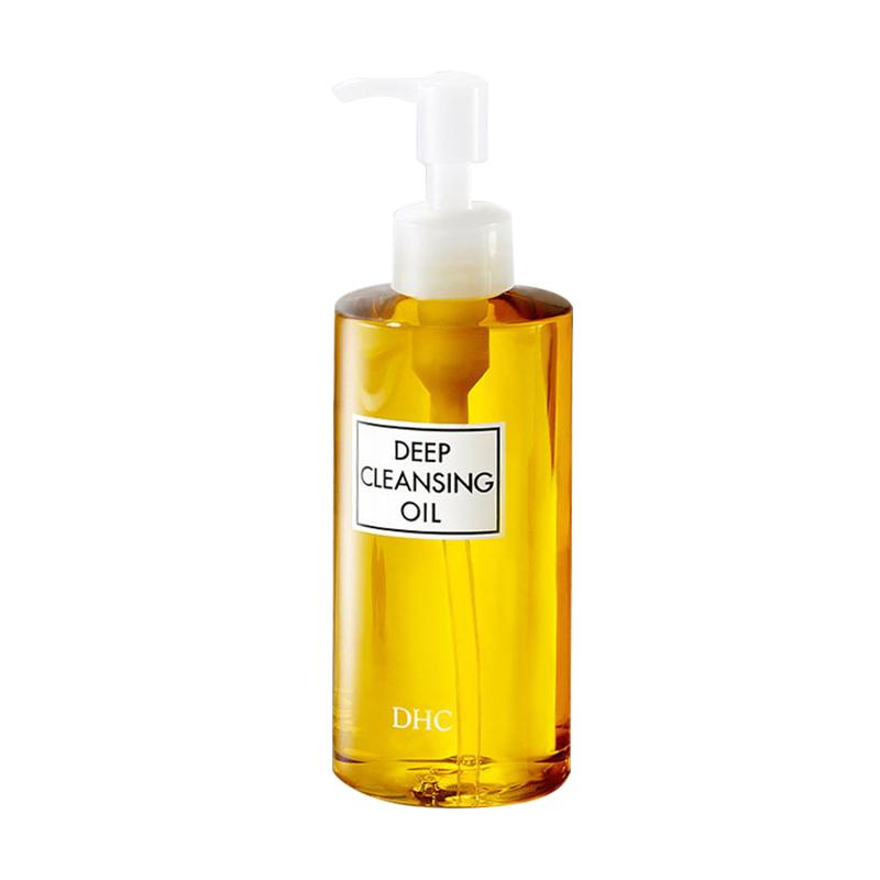 200ml  瓶 2 DHC 橄榄卸妆油 温和深层清洁毛孔改善脸部肤质不油腻正品