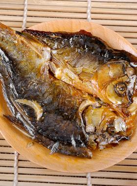 湖北荆州特产馋胃王酱板土鲫鱼麻辣酱板鱼休闲零食品鱼干小吃