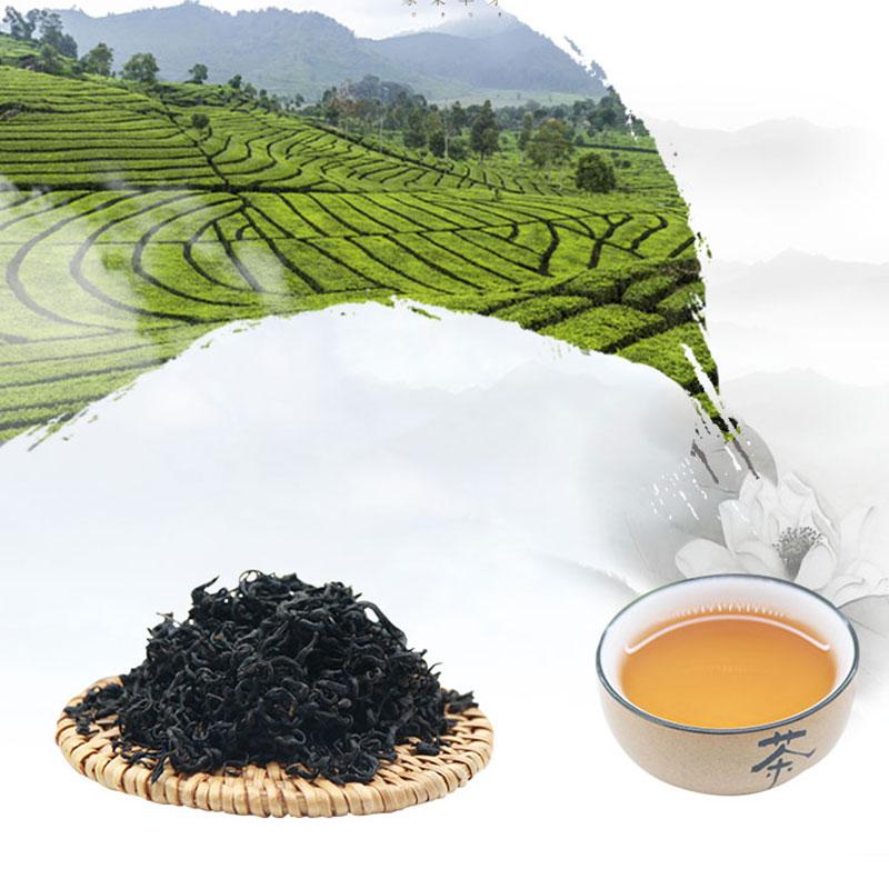 山东青岛蜜香一斤浓香型罐装其它红茶新品 新茶春茶 2019 崂山红茶