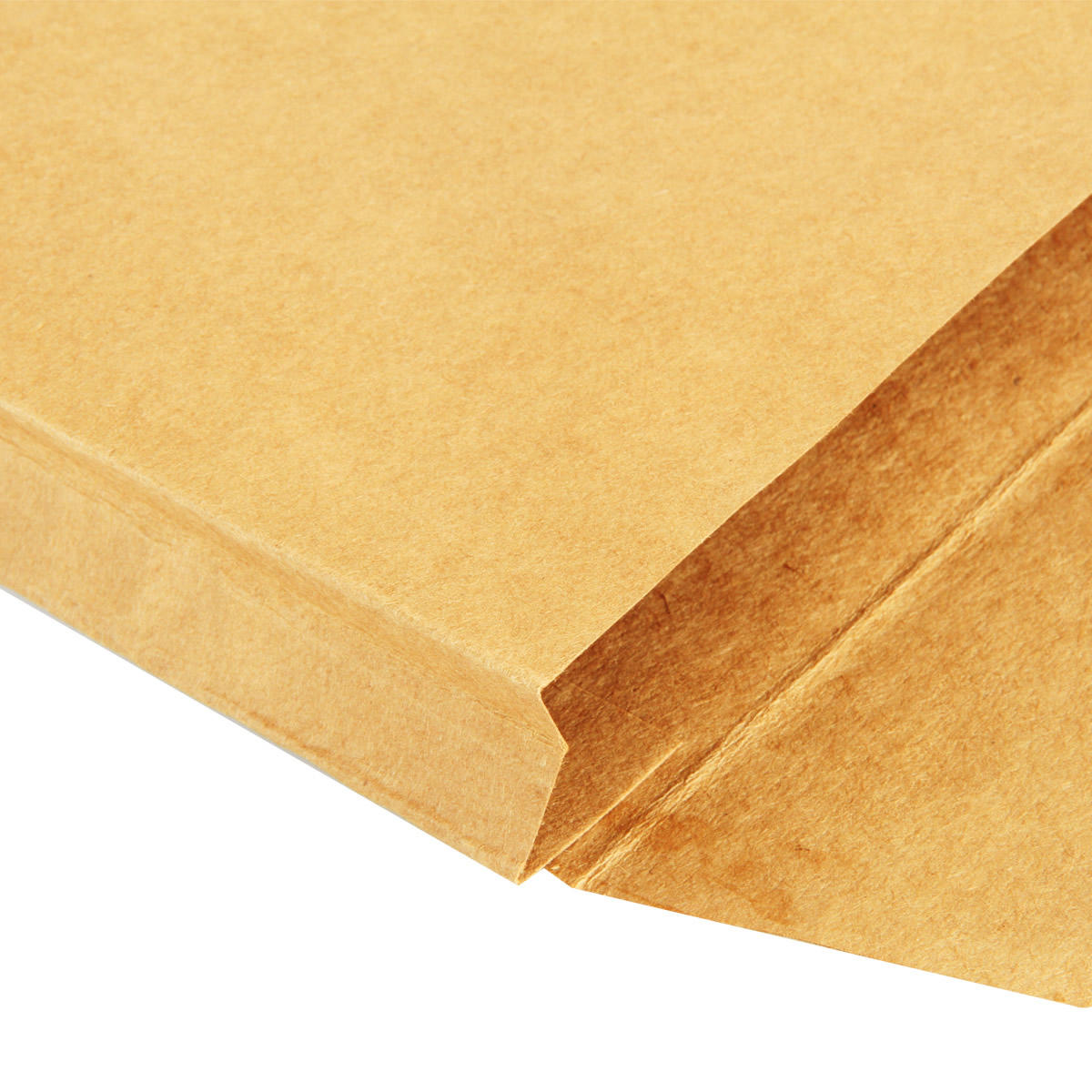 得力5953纸质档案袋资料袋投标文件袋加厚牛皮纸档案袋10个