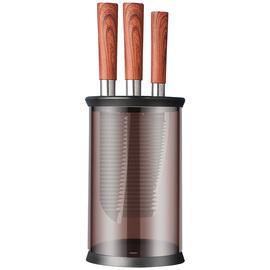 拜格刀具套装厨房菜刀菜板二合一家用女士轻便切肉切菜刀砧板组合