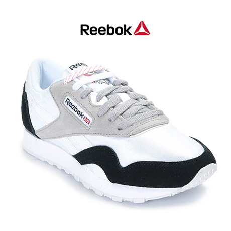 Buy  Reebok r13155 AR0320  cl nylon men  39 s shoes sports shoes casual  shoes in Cheap Price on m.alibaba.com e088cd784