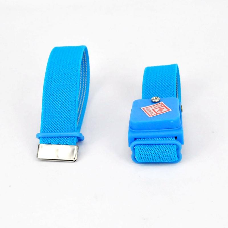 防静电手腕带有绳防静电手环金属手腕带无线金属PVC有线手腕带