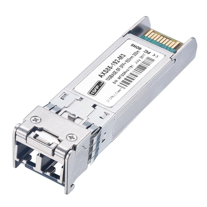 万兆多模光模块SFP+双纤光纤模块SFP-10G-SR华为H3C思科OMXD30000