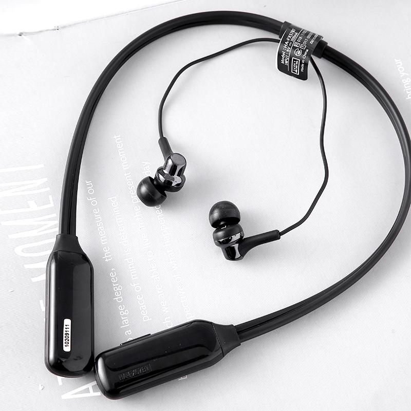 JVC/杰伟世 HA-FX57BT重低音蓝牙耳机长续航挂脖无线防水立体低音炮运动跑步双耳潮流小清新高清通话无痛佩戴