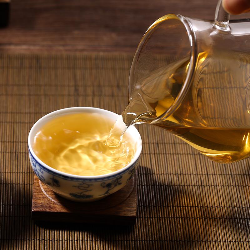 特级 云南普洱茶 七子饼茶叶 357g 饼茶 冰岛古树纯料普洱茶生茶
