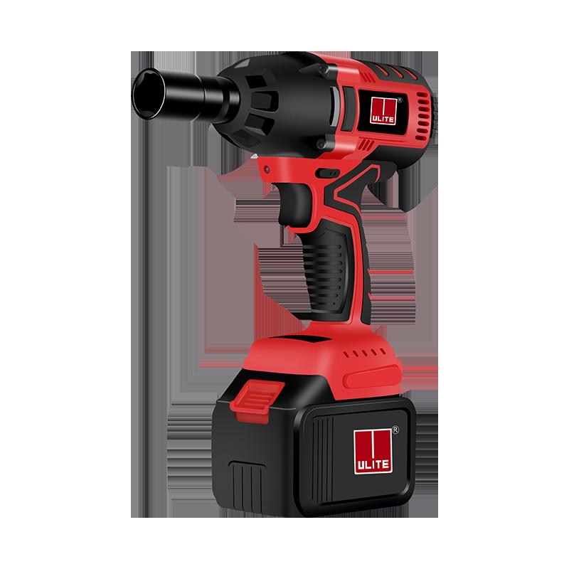 锂电无刷电动扳手充电扳手冲击汽修架子工木工套筒风炮板手工具