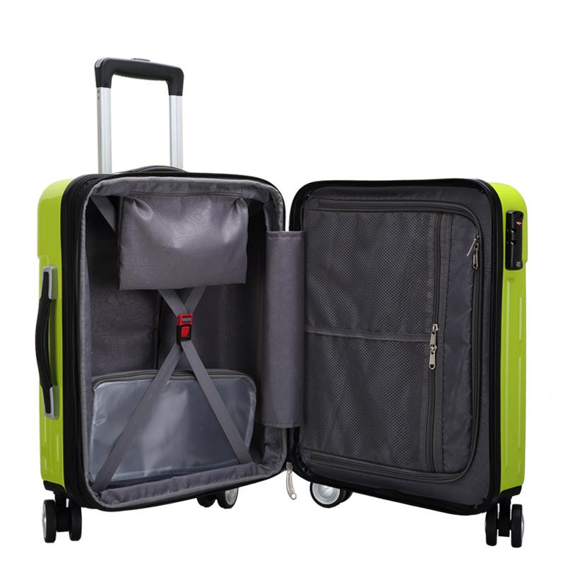 寸大容量箱子旅行箱 24 寸万向轮小型拉杆箱男 20 爱华仕行李箱女