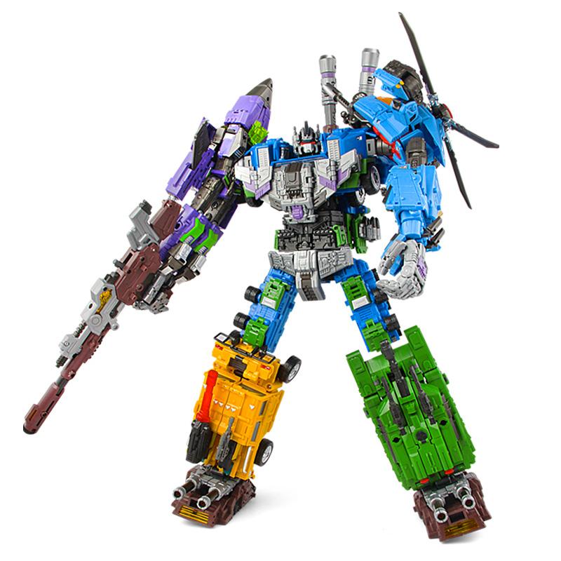 蒙巴迪变形玩具金刚混天豹浑天战神吵闹爆炸旋风诈骗合体机器人