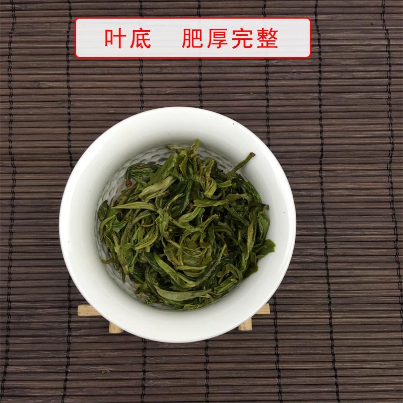 新小袋装散装清茶春茶 2019 广东韶关乐昌沿溪山白毛尖特级绿茶茶叶