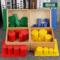 蒙氏蒙台蒙特梭利教具套装88件幼儿园全套益智早教玩具数学教材