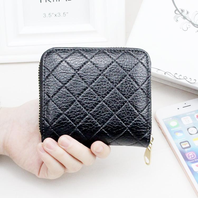 天天特价2018新款韩版女钱包时尚女式手拿包休闲卡包女士零钱荷包