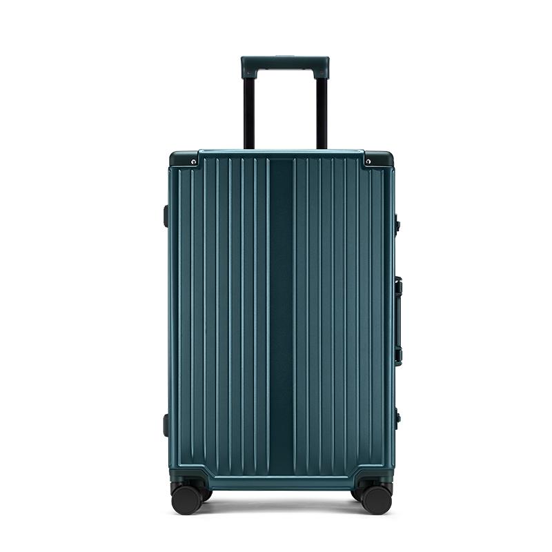 寸 24 20 万向轮铝框行李箱男女密码箱子潮 梦旅者拉杆箱时尚旅行箱