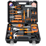 Hardware tools suite household electric multifunction repair tool kit hands-purpose hydropower carpentry combination sets