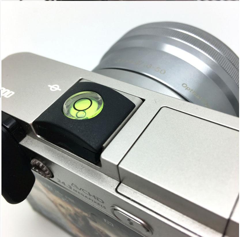 索尼A6000A6300A6500水平仪热靴保护盖A73RA72热靴盖微单相机配件