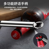 Stainless steel German commercial can opener manual simple opener knife metal tin can opener screwdriver kitchen artifact