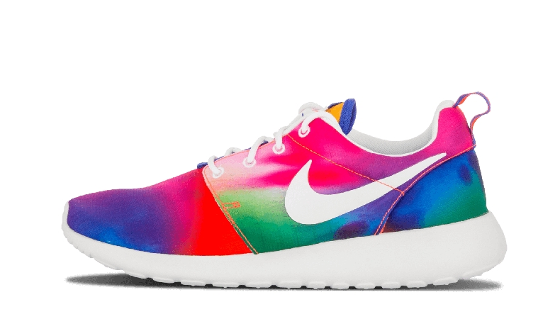 on sale f4000 c0277 Buy Nike roshe run print  quot tie dye quot  655206-518 in Cheap Price on  m.alibaba.com