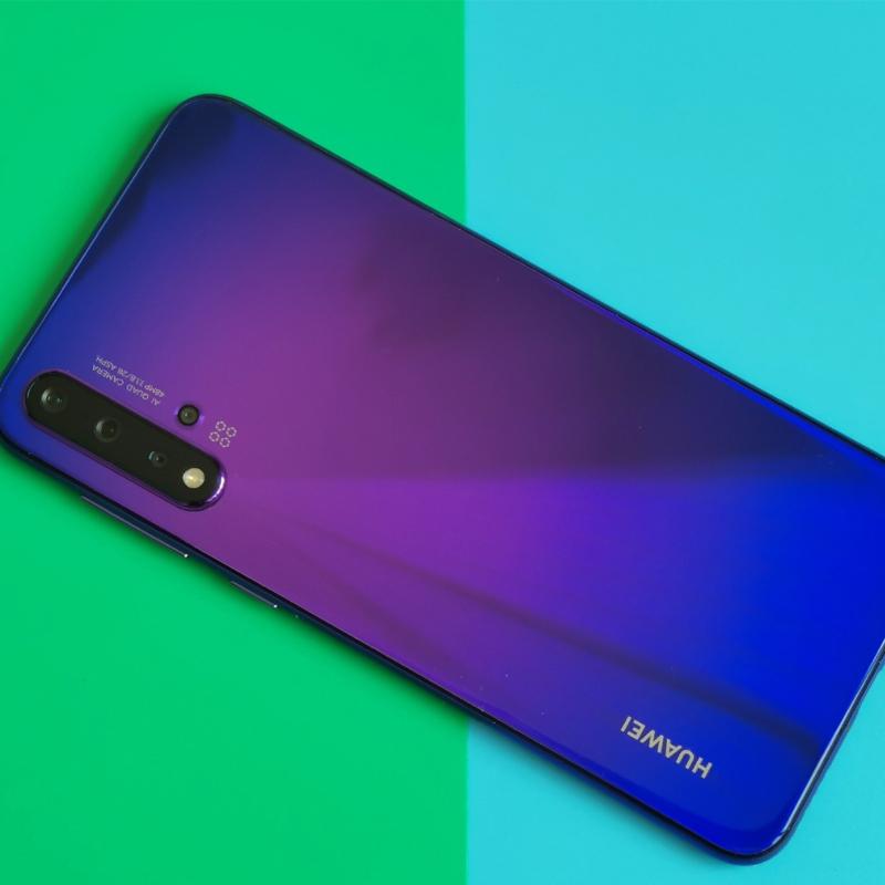 华为新款全面屏官方旗舰手机青春版 Pro 5 nova HUAWEI 官网 50 立减