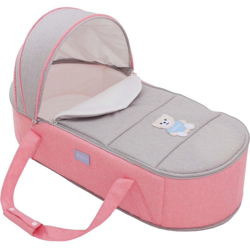 婴儿篮子手提篮外出车载便携式婴儿提篮睡篮筐新生可躺宝宝摇篮床