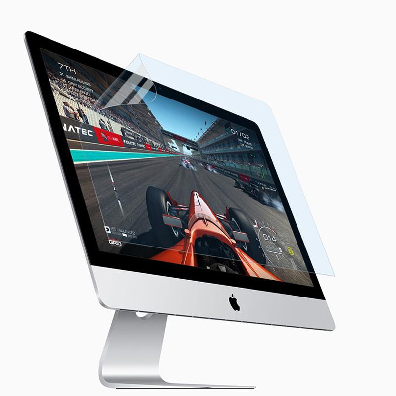 台式机电脑屏幕22防辐射24寸蓝光液晶显示器防反光保护眼贴膜21.5