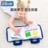jollybaby Quiet Cloth Book Montessori Early Education Baby Tears Three-dimensional Baby Children's Educational Toys