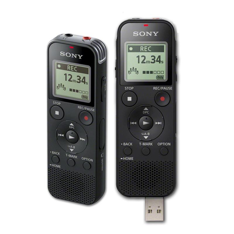Sony/索尼录音笔ICD-PX470专业高清降噪上课用学生随身听播放器