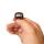 结缘 念佛计数器 整百报鸣提示LED带灯夜光手指戒指型电子助念器 mini 4