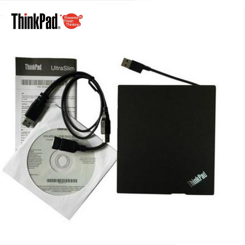 联想Thinkpad笔记本台式电脑usb外置移动光驱dvd刻录机4XA0F33838