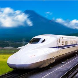 jr pass日本新干线东京到京都新干线东京大阪希望号单程交通车票