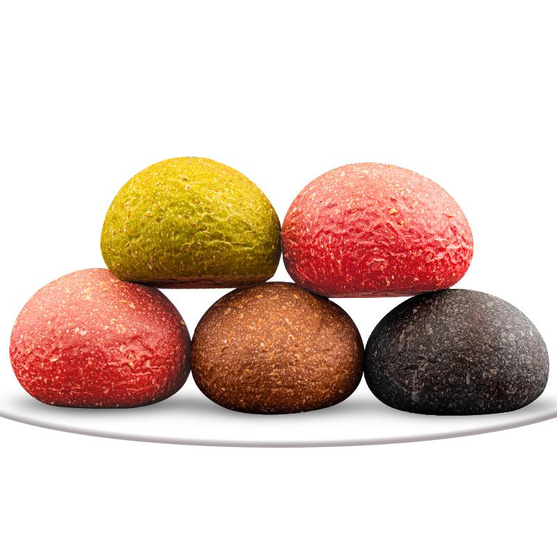 欧包全麦面包无糖精麻薯紫米芋泥无油早餐速食懒人网红蛋糕零食品