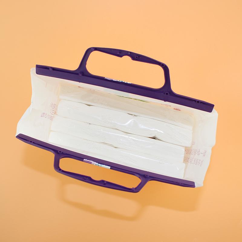 车用纸巾车载纸巾补充装汽车专用抽纸包餐巾纸