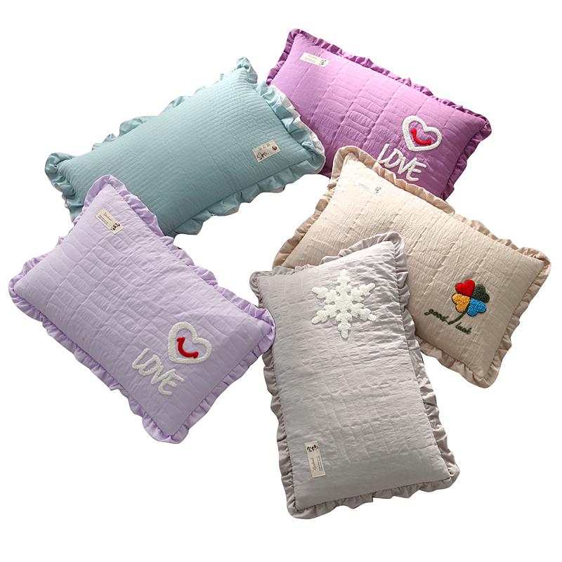 歲幼兒園小學生女小孩兒童男蕎麥嬰兒四季通用 10 6 3 1 0 寶寶枕頭