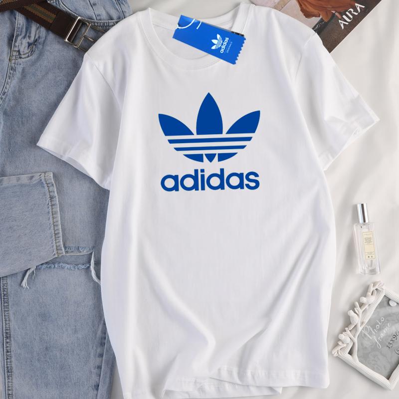 恤  新款潮流打底衫百搭宽松内搭上衣 2020 男女同款白色短袖纯棉 t