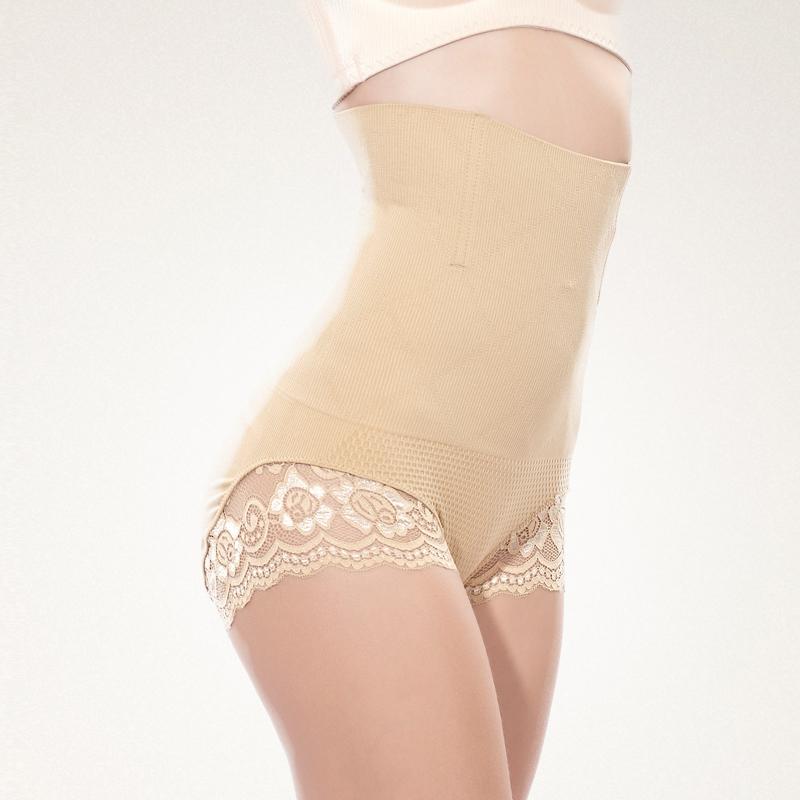 薄款产后收腹裤高腰收胃提臀收腹内裤产妇瘦身美体束腰塑身裤夏季