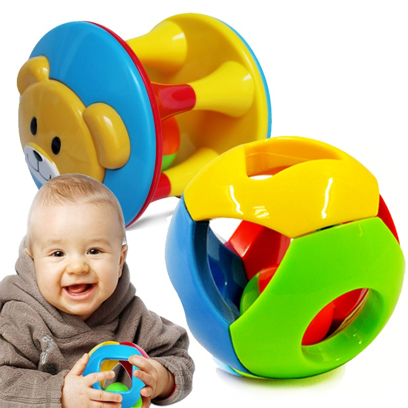 509423c1f Buy 3-4-5-6-7-8-9 months infant toys grasping the ball 0-1-year-old ...