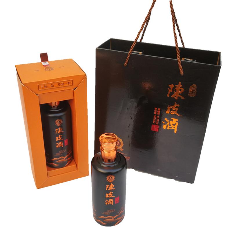 年陈礼盒天成陈皮酒特型甜黄酒月子酒江苏 10 东台特产鹤兴陈皮酒