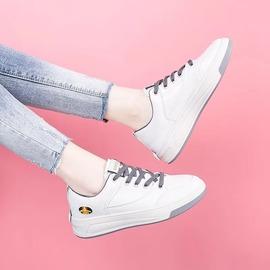 2020春款巴黎时装周小白鞋【真皮贴膜+猪皮内里+双色聚氨酯底】