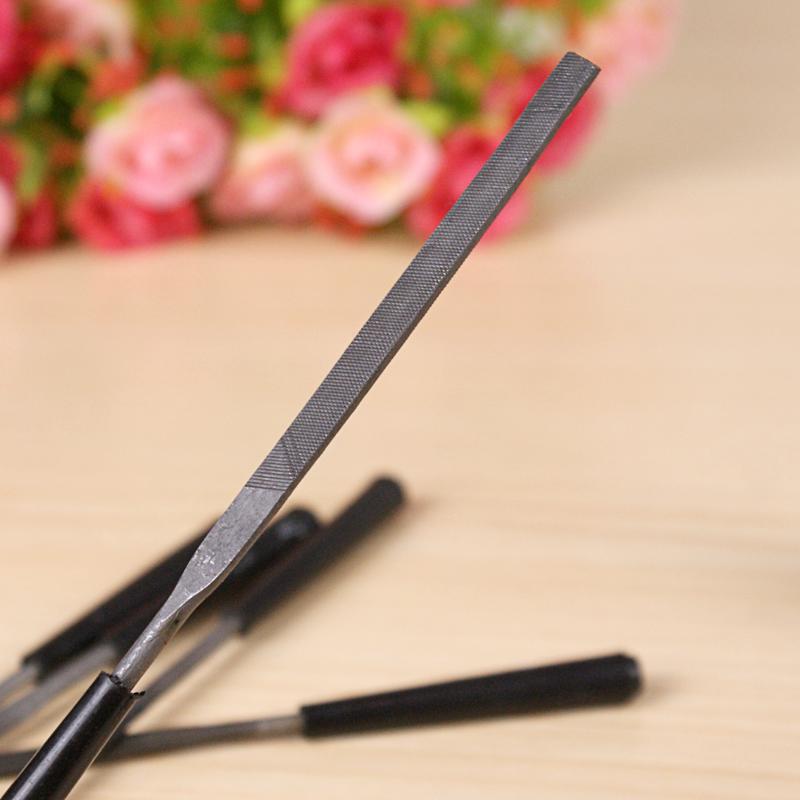 沪工什锦锉刀套装钢锉整形锉迷你锉刀组合金属打磨锉刀