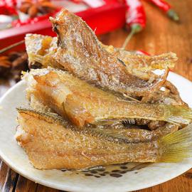 五香熟食小海鲜黄花鱼罐头香辣即食黄花鱼肉食品罐装下饭菜小黄鱼