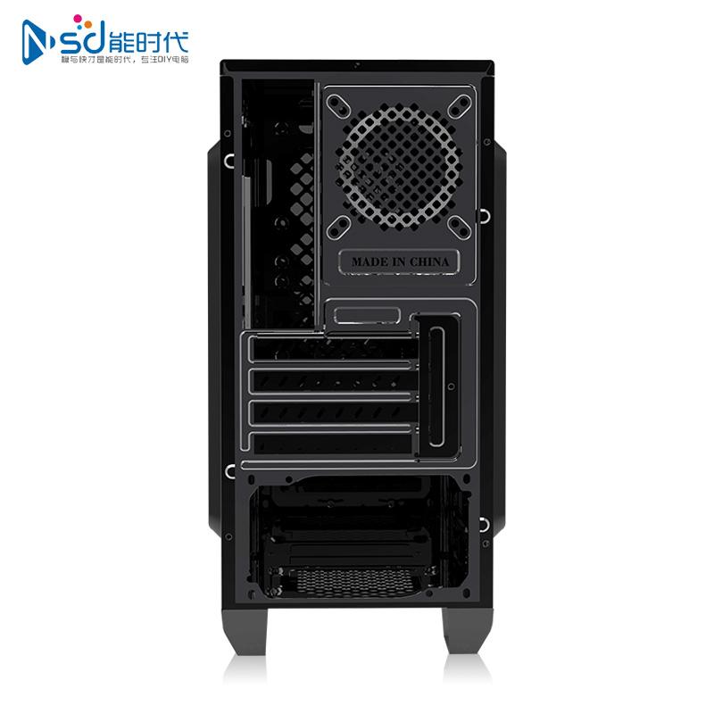 DIY 水冷吃鸡组装台式游戏电脑主机 DDR48G 六核独显 8700K i7