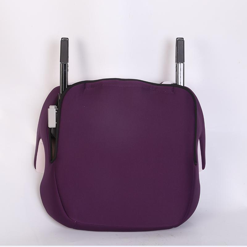 innokids汽车用儿童安全座椅增高垫3-12岁宝宝坐垫ISOFIX硬接口3C