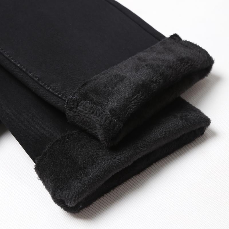 黑色牛仔裤女2020春装新款高腰显瘦百搭宽松九分chic直筒裤子潮