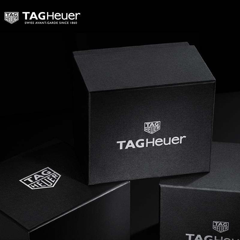 TAGHeuer泰格豪雅官方正品F1石英腕表女士时尚简约精钢瑞士手表
