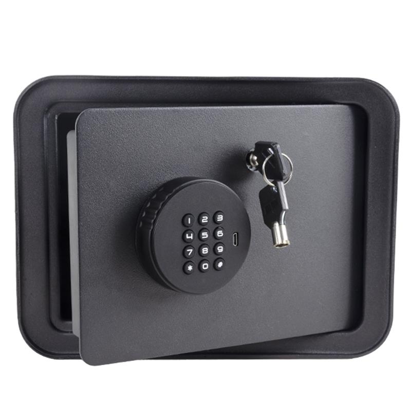 大容量保险箱存钱罐儿童不可取创意密码盒子储钱柜大人网红储蓄罐