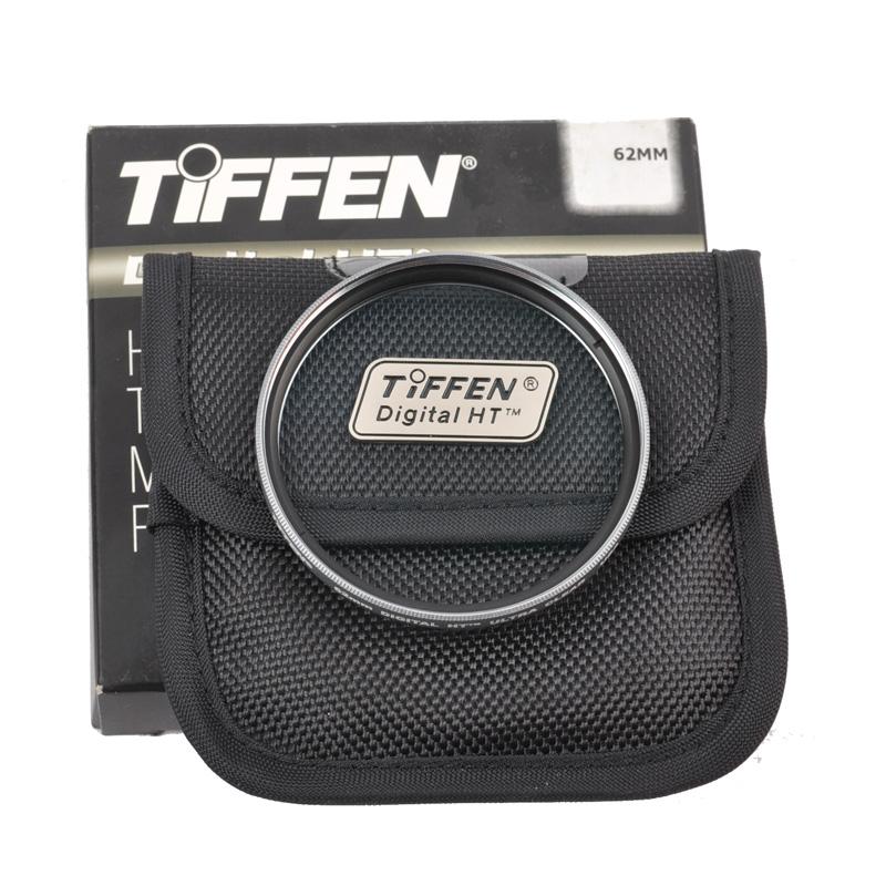 美国原装 TIFFEN 天芬 62mm HT钛合金多膜 DUC保护镜 UV镜 滤镜