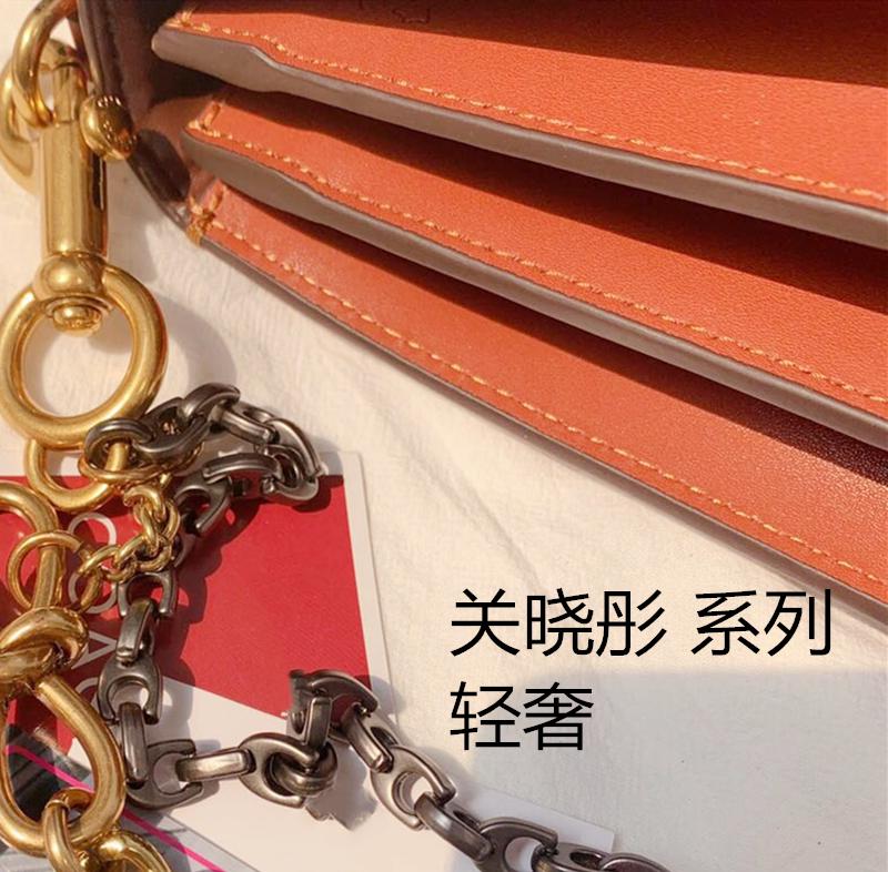 关晓彤款4K多 包包2020新款潮女斜挎包简约百搭ins洋气时尚大容量